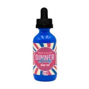 Dinner Lady  Berry Tart - 50ml Short Fill
