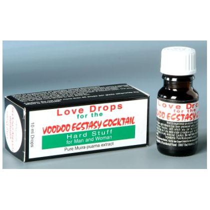 VOODOO LOVE DROPS : CONCENTRATED SEX DROPS