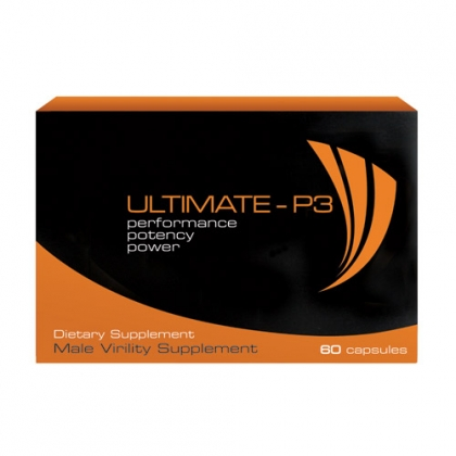 ULTIMATE P3 SEX ENHANCER - 60 CAPSULES