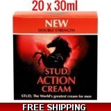 20 x STUD ACTION CREAM
