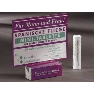 SPANISH FLY MINI TABLETS