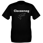 black Stage Name Tshirt
