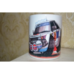 Koolart Talbot sunbeam photo printed mug 10oz