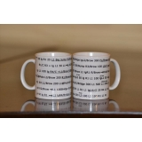 Isle of Mull 2 mug set Gribun Numbered..