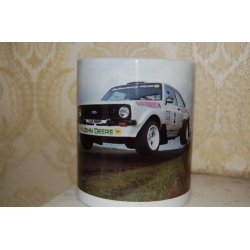 MK2 Escort photo 11oz ceramic mug