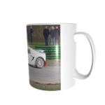 lotus exige Rallycross Car 11oz ceramic mug