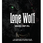 Res. Dogs Lone Wolf Single H..