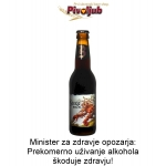 Bevog Rudeen Black IPA 330ml