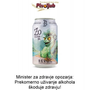 Bevog Zo Session IPA 330ml ploč