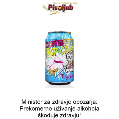 Clwb Tropicana 330ml Ploč.