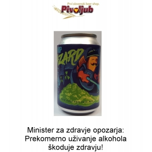 Lobik Hop Hazard 330ml