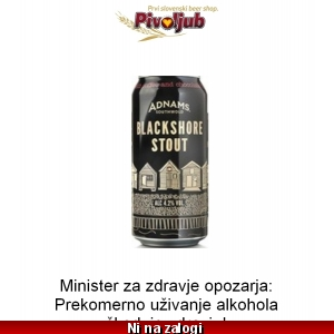 Ploč. Blackshore Stout 440ml