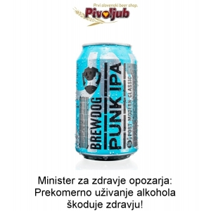 Ploč. Brewdog Punk IPA 330ml