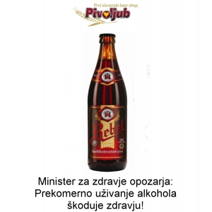 Rebel Černy 500ml