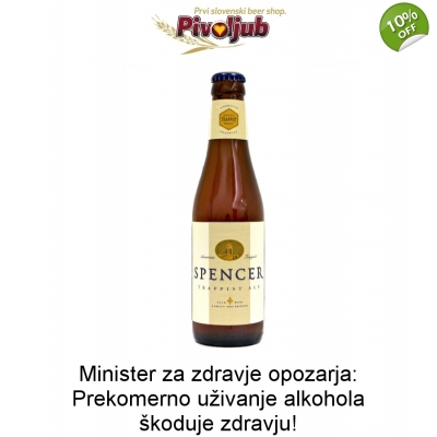 Spencer Trappist Ale 330ml