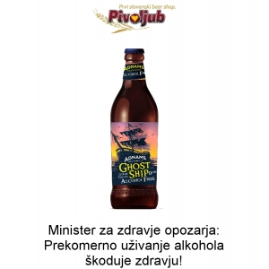 Ghost Ship Alcohol Free 500ml