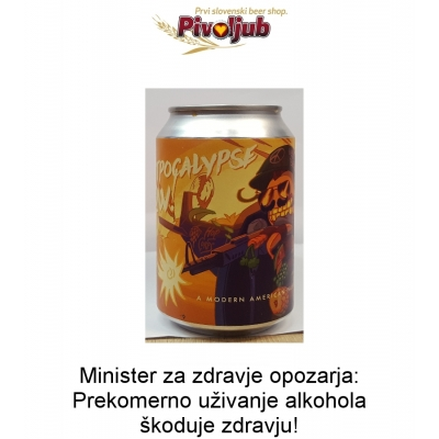 Lobik Fruitpocalypse 330ml
