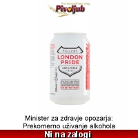 London Pride Unfiltered 330ml pločevinka