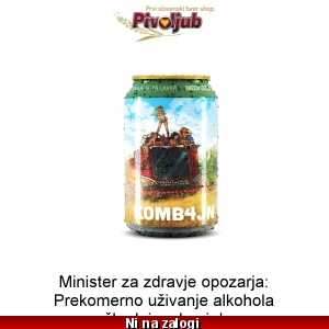 Ploč. Green Gold Komb4jn 330ml
