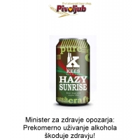 Kees Hazy Sunrise 330ml