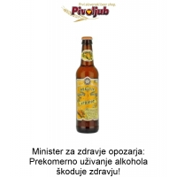 Samuel Smith Organic Apricot Fruit Beer 330ml