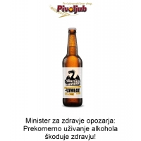 Zmajska Pivovara Hoppy Wheat 660ml