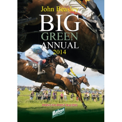 Big Green Annual 2014 season book of point-to-point racing