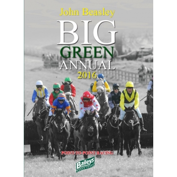 Big Green Annual 2016 season..