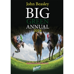 Big Green Annual 2018 season