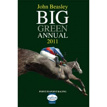 Big Green Annual 2011 season ISBN 978-0-9537366-2-1