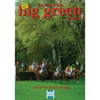 Big Green Annual 2002 season ISBN 0-9539608-1-1