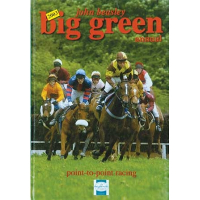 Big Green Annual 2003 season ISBN 0-9539608-2-X