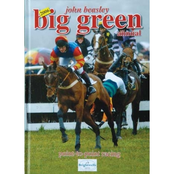 Big Green Annual 2006 season ISBN 0-9539608-5-4