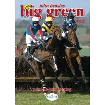 Big Green Annual 2008 season ISBN 0-9539608-7-0
