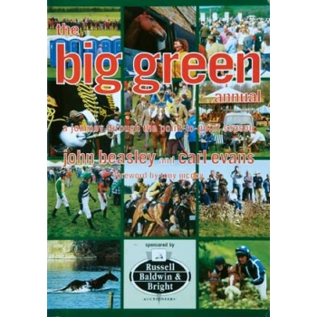 Big Green Annual 1999 season ISBN 0-9537366-0-1