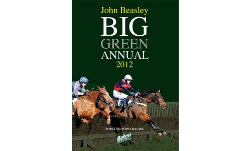 Big Green Annual 2012 season point-to-point ISBN 978-0-9537366-3-8 COPY