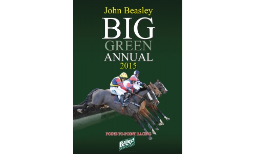 Big Green Annual 2015 season - ISBN 978-0-9537366-6-9