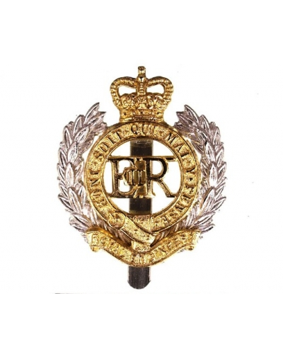 Royal Engineers Beret Cap Badge