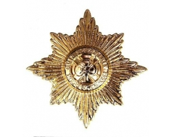 Irish Guards Beret Cap Badge