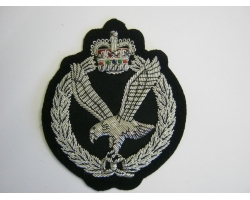 Army Air Corps Embroidered Bullion Bla..