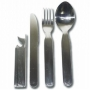 Metal Knife Fork and Sp..