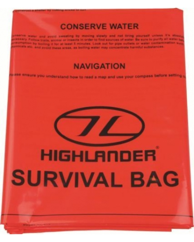 Survival Hi-Vis Bag