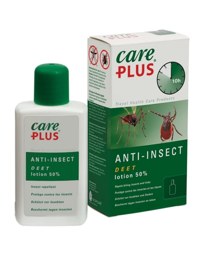 Care Plus 50 percent Deet Lotion - 50ml