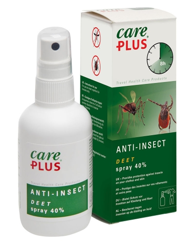 Care Plus 40 percent Deet Spray - 60ml