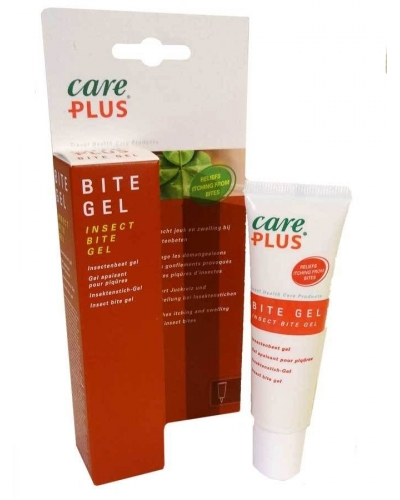 Care Plus Natural Insect Bite Gel  - 20ml