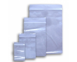 Heavy Duty Reusable Grip Seal Bags - 1..