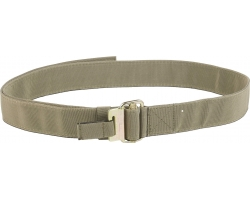 Roll pin belt in Olive