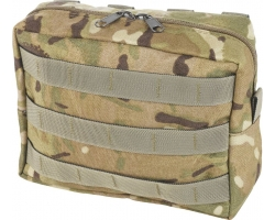 Horizontal Utility Pouch in MTP