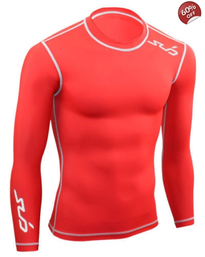 Sub Sports Mens Compression LONG SLEEVE Top