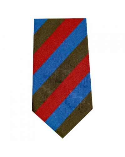 Royal Welsh Regimental Tie